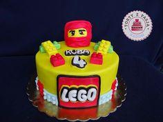Torty z Pasją:Tort Lego, Lego cake.
