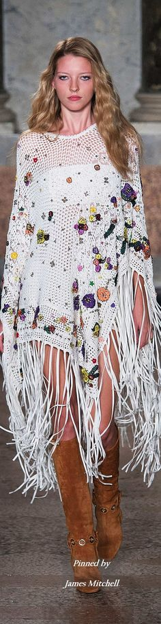 Ahhh...yes.  - B. A. Snob; Emilio Pucci Collection Spring 2015