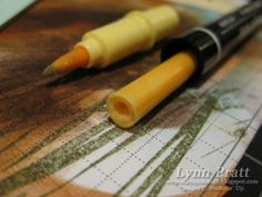 tutori, card idea, paper craft, su marker, markers, card techniqu, stampin, last minute, refil su