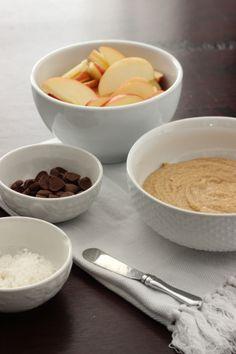 Peanut Butter Mousse! (Paleo if you use almond butter) #healthysnack #snackhack #paleo