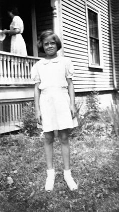 Mom (again)...  She's barely changed in her entire life!