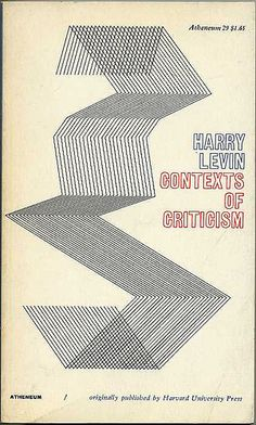 book cover by Ben Robinson (1963)