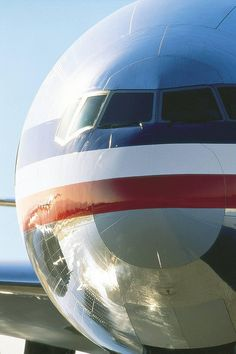 What A Beautiful Nose Boeing Aircraft 777 Air Charter Commercial