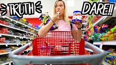 TRUTH or DARE!! Target Edition!! Alisha Marie