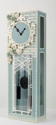 Clock by Tara for Pion Design