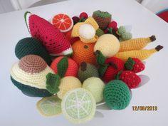 frutos variados