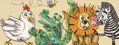 Creativity of Fià: Animals