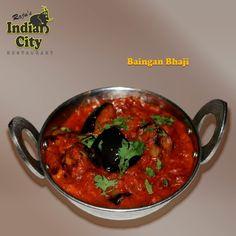 Baingan Bhaji #menu #RajusIndianCity #restaurante #Benalmadena #Malaga #food #foodporn #foodie #restaurant #love