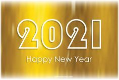 Free Happy New Year 2021 Golden Background Happy New Year Hd, Happy New Year Banner, Happy New Year Images, New Year Greeting Cards, New Year Greetings, Vector Free Download, Free Vector Art, Golden Background, New Years Poster