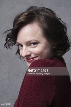 Actress Elizabeth Moss is photographed at the Sundance Film Festival 2014 for Self Assignment on January 25, 2014 in Park City, Utah.