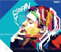 Kurt Cobain 2 by gilar666
