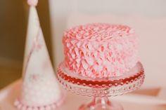 Little pink ruffle c