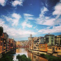 Girona en Gerona, Cataluña
