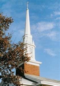 Mentor, OH : Mentor United Methodist Church Steeple