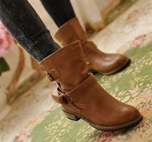 Shop women leather boots online Gallery - Buy women leather boots for unbeatable low prices on AliExpress.com - Page 9