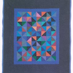 Our Amish Quilt Collection: Quilts from the Collection of Faith and Stephen Brown by brownsf Amische Quilts, Mini Quilts, Patchwork Quilting, Antique Quilts, Vintage Quilts, Amish Quilt Patterns, Quilt Display, Quilt Modernen, Medallion Quilt