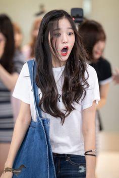 wy x female reader] - Chapter 6 Cute Korean Girl, Asian Girl, Kpop Girl Groups, Kpop Girls, Woo Young, Japanese Girl Group, Ulzzang Girl, K Pop, Asian Beauty