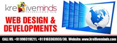 Best Web Designer and Development Services in India