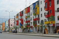 Edi Rama's Tirana