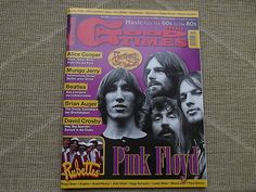 GOODTIMES Nr. 5 2011 Music from the 60s to the 80s Good Times Pink Floyd Beatles