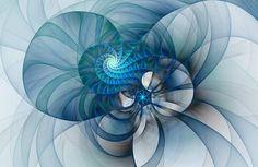 blue chiffon by ~eReSaW on deviantART