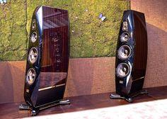 Loa Hi-End Kharma Enigma Veyron nhập khẩu, giá tốt nhất Audiophile Speakers, Hifi Audio, Audio Speakers, High End Speakers, High End Audio, Sound Speaker, Surround Sound Systems, Speaker Design, Audio Equipment