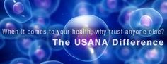 I have been using these supplements for the past year and love how much better I feel with these pharmaceutical-grade nutritional supplements! I now am a USANA Sales Associate...if you are following me, contact me for more information about how you, too, can better your health!