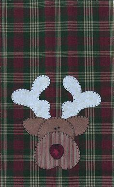 Reindeer - Pattern