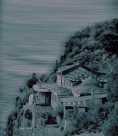 ATHOS mountain.....GREECE.....