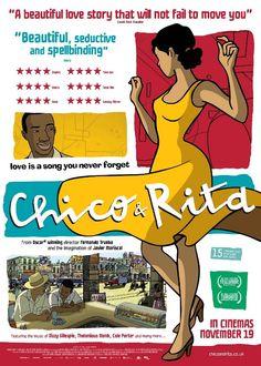 Chico y Rita (cartel)