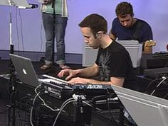 How I use Ableton Live, Spectrasonics Omnisphere, and other virtual instruments to play keyboard on stage.