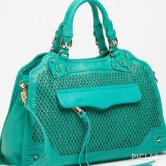 Beautiful! Turquoise bag