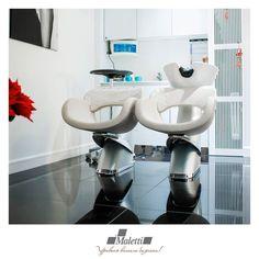 Парикмахерская мойка для волос  незаменимый атрибут современного салона красоты. Парикмахерские мойки должны соответствовать дизайну помещения и стилю всего салона. Данная модель оригинальная и эргономичная. А довольный клиент  это постоянный клиент.  #relax #spa #релакс #maletti #style #showroom #design #interior #luxury #салонкрасоты #парикмахерская #мебель #малетти #интерьер #premium #премиумкласс #дизайнер #архитектор #архитектура #париж #италия #рим #венеция  http://goo.gl/gBhcbY