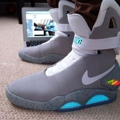 Always wanted a pair of these, after I saw Back to the Future II.