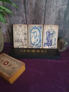 Tarot Spreads, Moon Phases, Tarot Cards, Altar, Astrology, Decorative Boxes, Crystals, Witch, Spiritual
