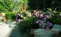 Swimming pool landscaping ideas in NJ & NY, Pool Scapes.