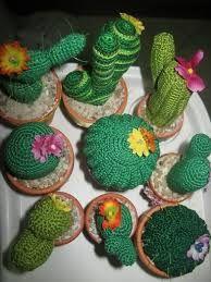 Hasil gambar untuk plantas suculentas tejidas a crochet