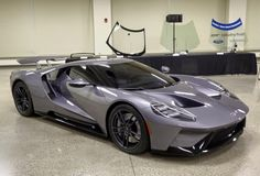 Production-Intent Ford GT