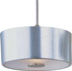 ET2 Lighting EP96008-09SN Minx Satin Nickel RapidJack Mini Pendant - contemporary - Pendant Lighting - Littman Bros Lighting