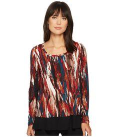 KAREN KANE Contrast Hem Top. #karenkane #cloth # Gilmore Girls, Lorelai Gilmore, Karen Kane, Tory Burch, Contrast, Topshop, Clothes For Women, Fashion Design, Style
