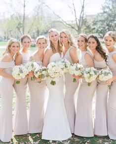 "4f30a12c86c Bella Bridesmaids on Instagram  ""Simply stunning in  katiemaycollection.  Congrats"