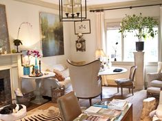 living room - love everything!