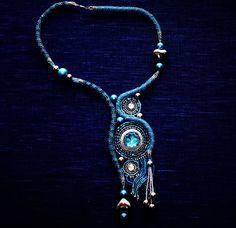 Tamuna Lezhava Russian bead artist.