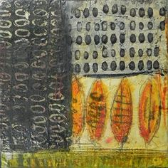 Jennifer Solon | Mixed Media Collage | Recent Work