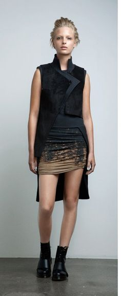 this killer dress by Sedna