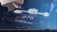 US/2012 - ITV - 6th Nov • ITV News
