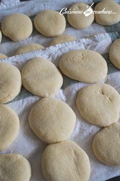 Batbout, recette facile expliquée pas à pas - Cuisinons En Couleurs