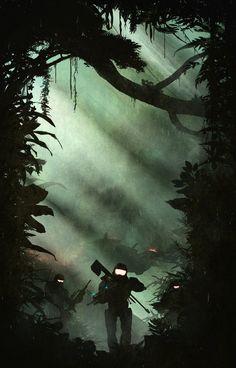 Halo - Noble--6.deviantart.com Halo 4, maybe 5?