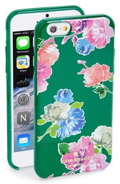 Kate Spade Spring bloom iPhone 6 case