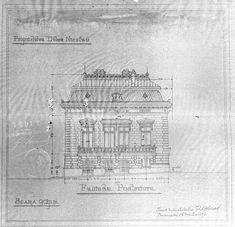Observatorul Urban Bucuresti - PMB pregăteşte demolarea locuinţei antreprenorului unora dintre cele mai importante clădiri din Bucureşti, realizate începînd din 1842